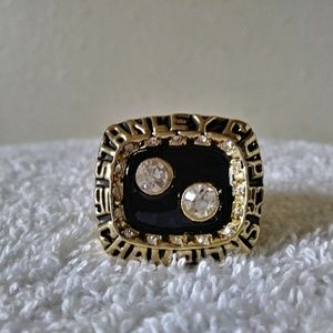 Pittsburgh Penguins Stanley Cup Championship Ring